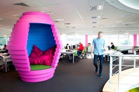 funky office designs. Unique Office Residential Interior Design Is A Much Softer Art U2013 Aesthetics Probably Come  Before Function For Lot Of Clients Whereas Workplace Science As  And Funky Office Designs N