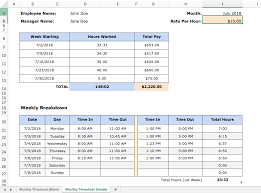 Excel Payment Tracker Template Excel Time Tracking 4 Templates Pros And Cons And Alternatives