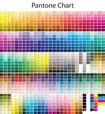 Pantone Chart Cs Designs