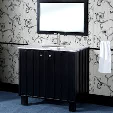 single sink traditional bathroom vanities. In Series 36 Inch Traditional Single Sink Bathroom Vanity Black Finish Vanities