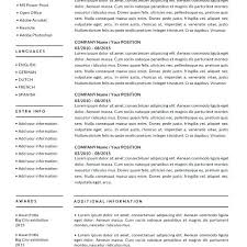 Apple Pages Resume Templates Apple Resume Template Apple Resume