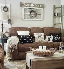 Cute Farmhouse Style Family Room Decorating Scheme Of Rustic Living Interesting Cute Living Room Ideas