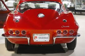 mike yager of mid america motorworks donates 6 3 million worth of corvettes to pierce arrow museum