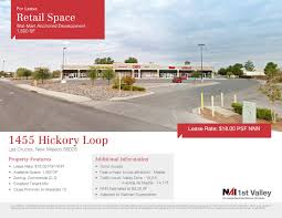 1455 Hickory Loop Las Cruces Nm 88005 Property For Lease On