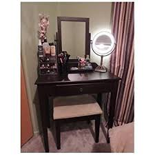 amazon bedroom furniture sets. vanity table set mirror stool bedroom furniture dressing tables makeup desk gift amazon sets r