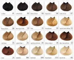 Exhaustive Beige Hair Color Chart Colorianne Prestige Beige