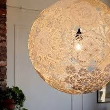 home decor diy lace lantern hometalk doily lace and vintage projects valeries clipboard on hometal