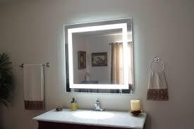 diy led makeup mirror
