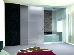 opaque shower doors opaque sliding glass doors white frosted glass sliding shower doors for modern bathroom