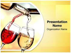 Wine Powerpoint Template 9 Best Wine Powerpoint Templates Images Ppt Template Models Patterns