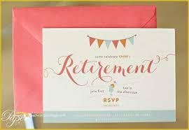 Retirement Invitations Free Retirement Invitation Templates Free Printable Of 17