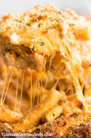 Five Cheese Ziti Al Forno Copycat Olive Garden Gonna