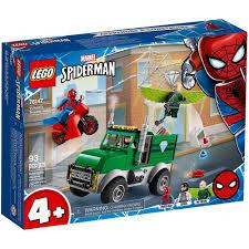 Купить <b>конструктор LEGO Super Heroes</b> Ограбление ...