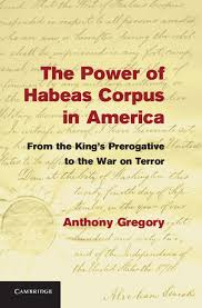 the founders     second amendment  origins of the right to bear arms    the power of habeas corpus in america