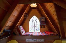 inside treehouse kids eclectic with children