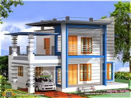 duplex house plan and elevation 2349 sq ft home appliance 3
