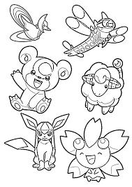 Kleurplaten Cute Arcanine Pokemon Go Pokemon Coloring Pages Coloring