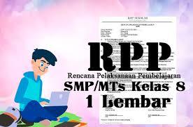 Contoh soal bahasa indonesia kelas 7 semester 1 dan semester 2 kurikulum 2013 untuk kisi kisi latihan soal uas mid semester berupa soal pilihan ganda dan essay semua bab 1, 2, 3, 4, 5, 6, 7 dst beserta kunci jawabannya dan pembahasannya lengkap. Lengkap Rpp 1 Lembar Ipa K13 Kelas 8 Tingkat Smp Semester 2 Tahun 2020 2021