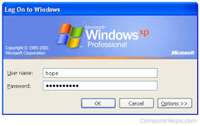 Password Log Lost Or Forgotten Windows Password
