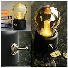 Night Lamps For Bedroom Niceeshop Romantic Bulb Mood Lamp Night Light Usb Charging Led
