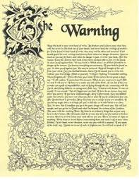 book of shadows spell pages warning about wicca wicca witchcraft bos