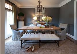 Design For Dining Room Delectable Gray Rooms Traditional Dining Room R Higgins Interiors
