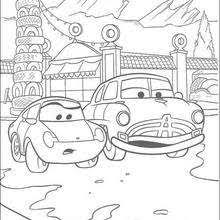Cars Coloring Pages 52 Free Disney Printables For Kids To Color