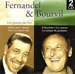 Le Grands du Rire album by Fernandel