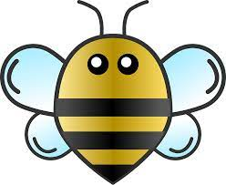 Včela Med Včely - Vektorová grafika zdarma na Pixabay