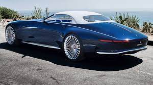 The drive system has an output of 550 kw (750 ps). 2018 Vision Mercedes Maybach 6 Cabriolet Interior Exterior And Drive Youtube