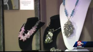 Insurance Designers Of Kansas City Designer Featured At Kc Fashion Week Started Making Jewelry As Form Of Therapy