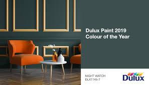Dulux 2019 Colour Decor Trends