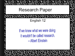 Choosing A Topic for a Research Paper    a href  http