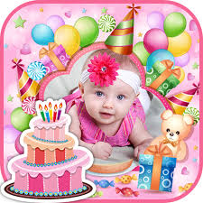 Happy Birthday Cake Photo Frame Editor Rakendused Google Plays