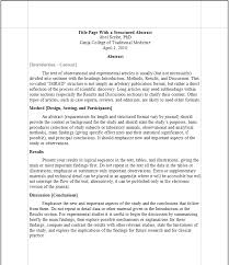 ama style for research papers ama stat  fig 1 title abstract