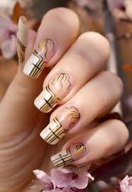 Latest & Beautiful Nail Art Designs Ideas for Girls