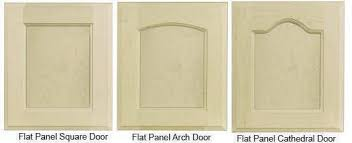 Custom Flat Panel Door Black Kitchen Cabinets For Sale