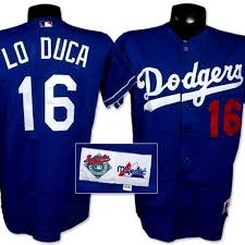 Lo Practice 2003 Paul Batting Game Dodgers Duca Worn Jersey Circa|Which NFL Team Has Won The Most Championships