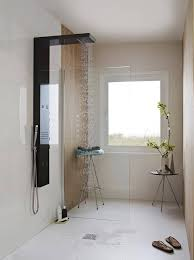 hudson reed dusk metal thermostatic shower panel