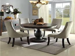 round pedestal dining table with leaf alluring room decor fascinating and chairs at set from leaves