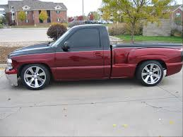 My new paint job two tone link | Chevy Truck Forum | GMC Truck ...