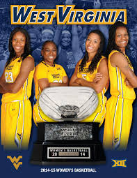 2014-15 West Virginia University Women's Basketball Guide by Joe Swan -  issuu