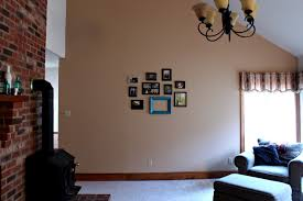 Primitive Paint Colors For Living Room Magnificent Chrome And Mirror Inside Black Wooden Frame Wall Panel