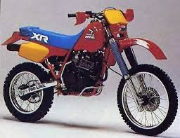 xr600 specs 1994 hobbiesxstyle