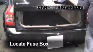 interior fuse box location 2005 2008 dodge magnum 2005 dodge dodge fuse box terminals locate interior fuse box and remove cover