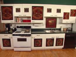 Kitchen Fabulous Kitchen Cabinet Refacing Diy Into White With