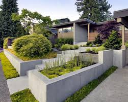 79 ideas to build a retaining garden