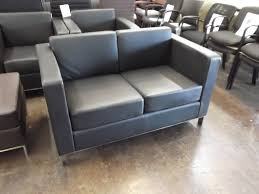 waiting room furniture. Black 2 Seater Sofa For Waitng Room Waiting Furniture