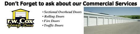 rw garage doorsrw Cox Garage Doors in New Castle Pa