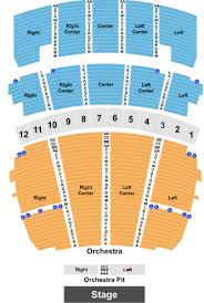 Stifel Theatre Seating Chart Stifel Theatre Tickets With No Fees At Ticket Club